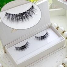 High-grade crystal transparent terrier 3D multilayer SJ — 1 very soft natural thick false eyelash cross eyelash