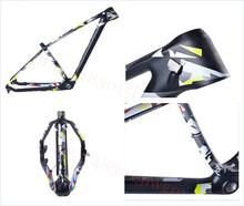 Buy full carbon MTB frame 27.5er mtb frame 29 er mountain bike frame 650B UD matt BB30 hot selling free for $320.00 in AliExpress store