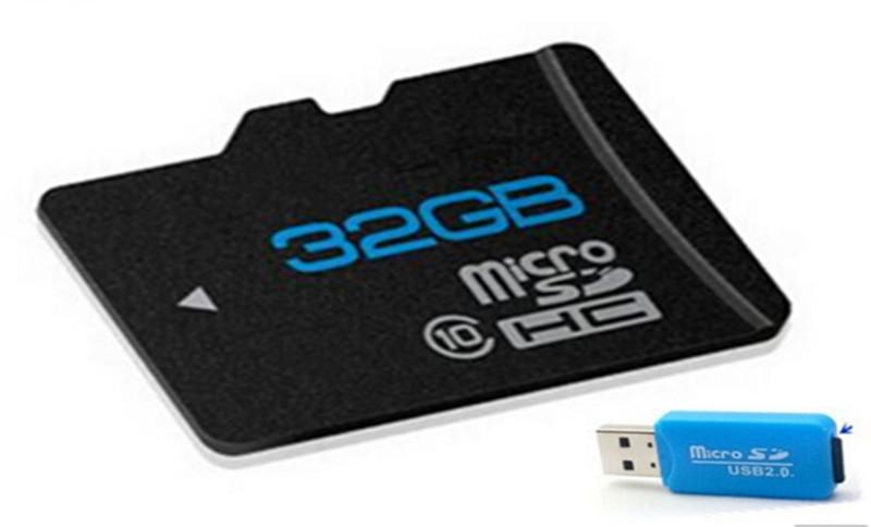 High Quality Memory Card 32GB 64GB Micro Sd Card Class 10 128GB TF Memory Card SDHC SD card TFcard for samsung phone car dvr(China (Mainland))