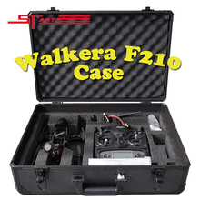 5pcs/lot Walkera F210 Aluminum Handle Case Outdoor Protection Protect Box for RC Drone with Camera Walkera F210 Fast Shipping