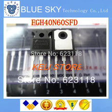 Free Shipping 10pcs FSC FGH40N60SFD FGH40N60 40N60 IGBT TO247 wholesale(China (Mainland))