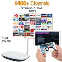 Europe Arabic IPTV Apk Server Sky Program Canal Sport 1400 Channels Free Q1304 Iptv Box Smart Tv Quad Core Android - Wonderful Life & Shop store
