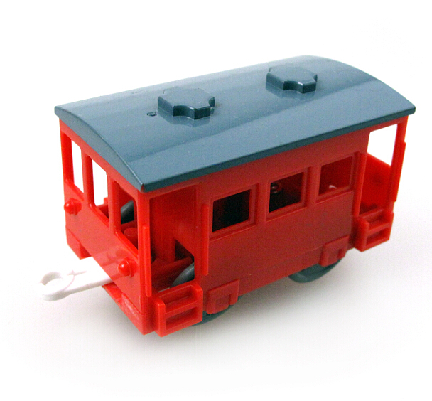 Electric Thomas and friend Trackmaster engine Motorized train - passenger car Electric plastic toys Gifts for children(China (Mainland))