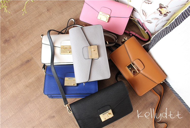 2016 New Women handbag Shoulder Bags High Quality Wallets Women messenger bags Tote Leather bags grafting Vintage Crossbody Bags<br><br>Aliexpress
