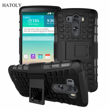 Buy LG Optimus G3 Case D830 D850 D831 D855 Heavy Duty Armor Shockproof Hybrid Hard Silicon Rugged Rubber Phone Cover LG G3 < for $3.27 in AliExpress store
