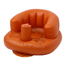 1Pcs Inflatable Small Baby Bath Seat Child Sofa Chair Multi-function Seat Inflatable Portable Chair Baby Seat K5BO(China (Mainland))