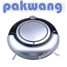 HOT - SELLING Super - smart Robot Vacuum Cleaner With Mop K6  One-button Operation Machine(China (Mainland))
