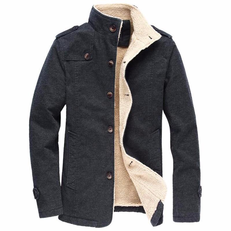 Скидки на Военный Стиль Армия Bape Куртка Для Мужчин Китайский Luxury Brand Зима армия Зеленый Пальто мужская Гороха Пальто Для Зимнего 6XL Плюс C194