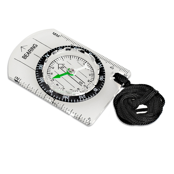 Mini Baseplate Compass Map Scale Ruler Outdoor Camping Hiking Cycling Scouts Military Compass B2C Shop(China (Mainland))
