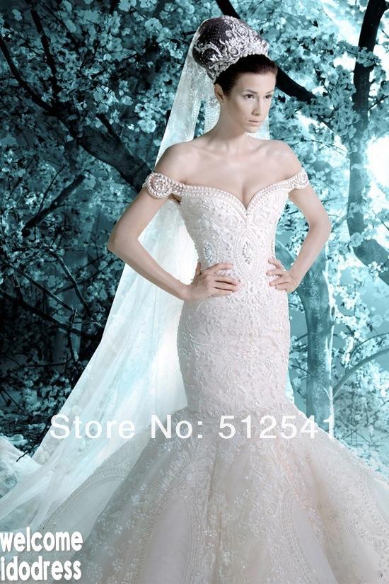 mermaid wedding dresses sales