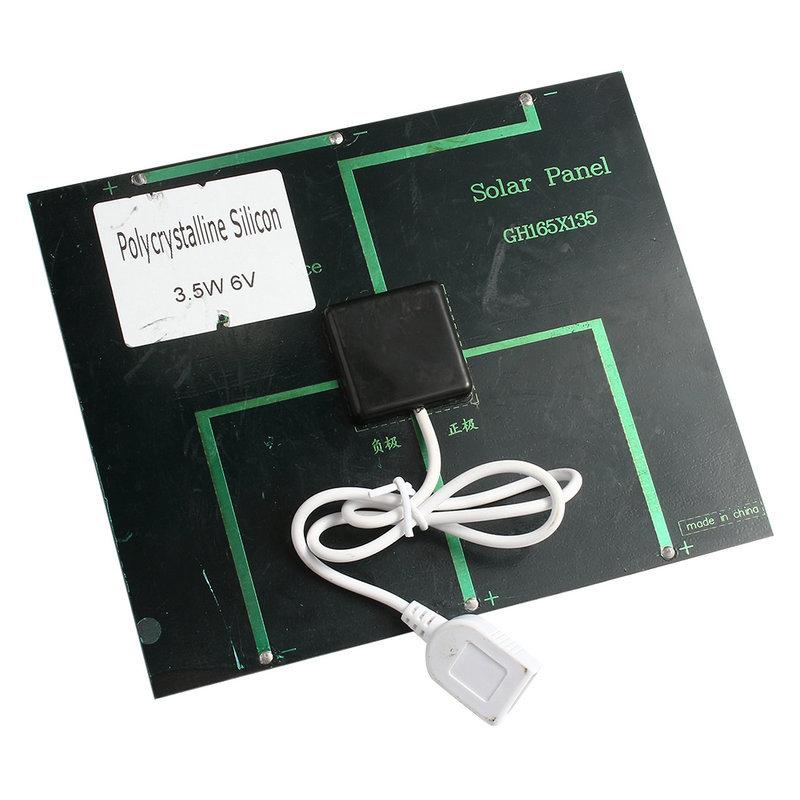 Панель солнечных батарей 6