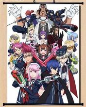 GUNSLINGER STRATOS Anime Fabric Wall Scroll Poster Costumize Japan Cosplay 2