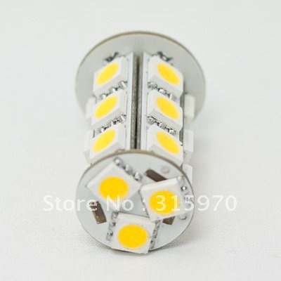 Free Shipment Dimmable 18 Led G4 Light G4 3w Led(wide volt DC10-30V and AC10-18V White Warm White Car Backlighting DIY project(Hong Kong)