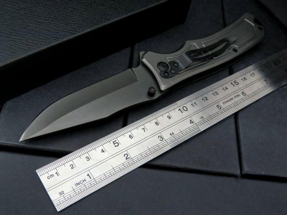 Buy Hot EDC Tool 365 Tactical Corrosion folding blade knife Survival Hunting camping pocket knife Hand Tool knives cheap