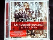 Buy Alejandro Fernandez 15 Anos De Exitos USA CD SEALED + BONUS TRACK for $10.39 in AliExpress store