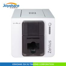 Evolis Zenius driver license card printer usb card printer single side