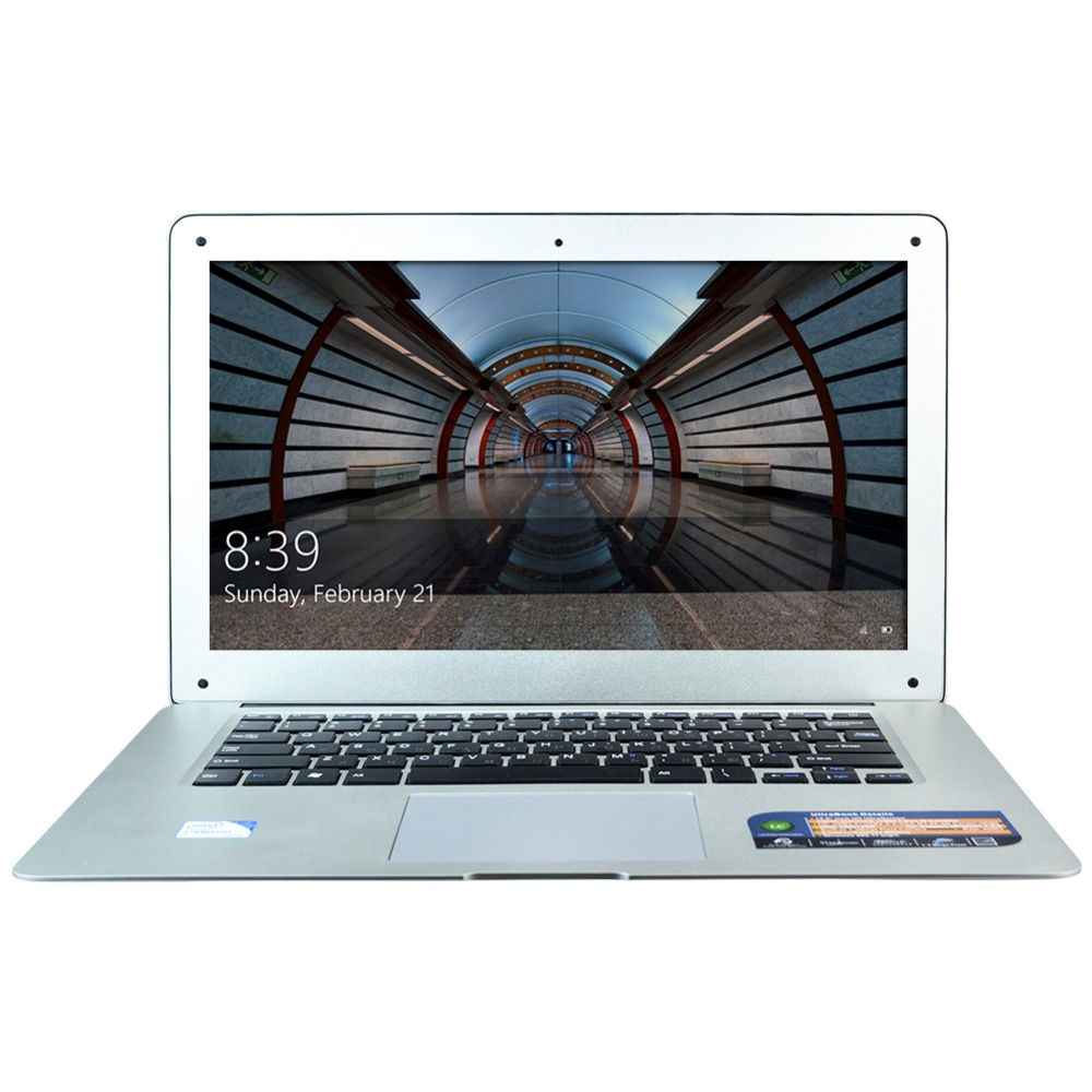 H-ZONE 8GB RAM & 64GB SSD & 500GB HDD Quad Core Laptop Computer WIFI Mini HDMI 1.3 Webcam Windows 10 System(China (Mainland))
