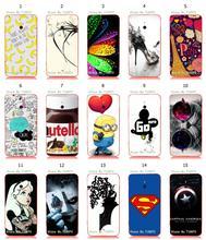 1pc Eiffiel Towel Asylum Joker batman hybrid retail 15designs white hard mobile phone bags&cases for Nokia Lumia 1320 free ship