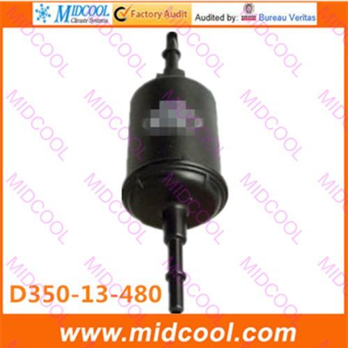 Бесплатная доставка Высокая qulality Масляный фильтр Топливный фильтр ДЛЯ D350-13-480 D35013480