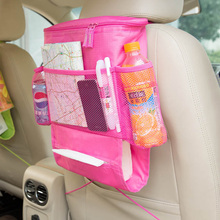Baby stuff Organizer for car insualtion water/milk bottle cup Storage Holder car seat bag for baby care colorful diaper bag(China (Mainland))