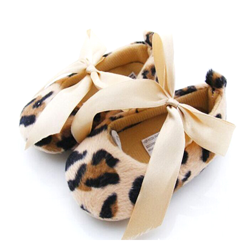 Free Shipping wholesale baby girl shoes 2013 toddler shoes kid shoes leopard velvet princessshoes baby soft outsole cotton-made<br><br>Aliexpress