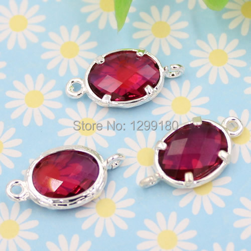 10pcs/lot Copper Connector Pendants with Imitation Zircon Stone Crystal for DIY Jewelry Making Bracelet Earring 9.5x18mm K03012<br><br>Aliexpress