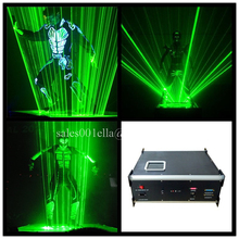 5W Green Laser Equipment Machine Laserman Show Stage Light Laser Man Projector For DJ Party Bar Performance Wedding Nightclub
