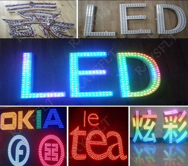 Led light module (34)