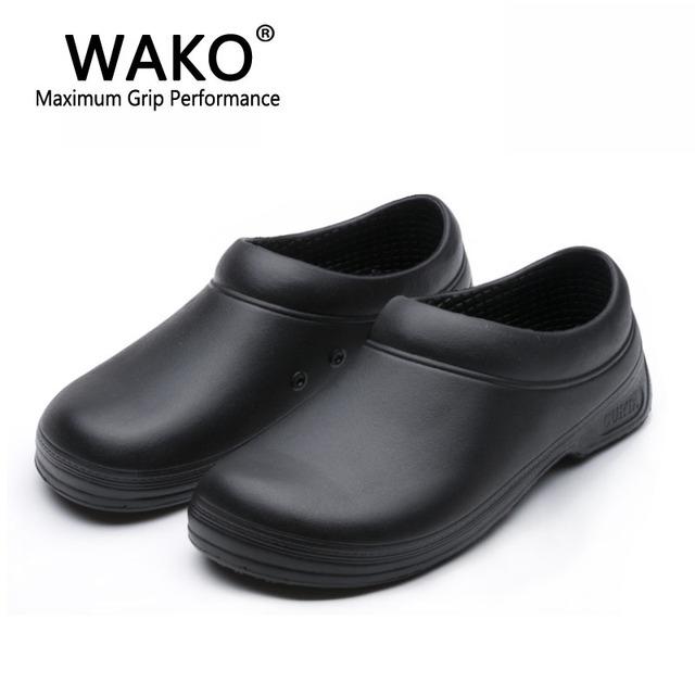 Женщины мужчина кук шеф-повар работа не - скольжения обувь мужская обувь сандалии ...
