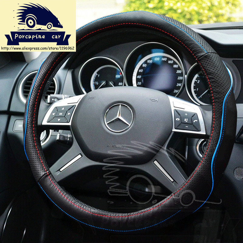 Popular mercedes benz steering wheel buy cheap mercedes for Mercedes benz steering wheel cover