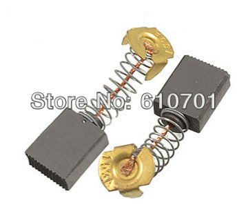 20pcs Cb153 6 5x13 5x16mm Electric Motor Carbon Brushes