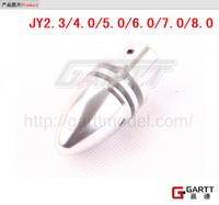 Freeshipping  Aluminum Spinner JY8.0  For RC Plane