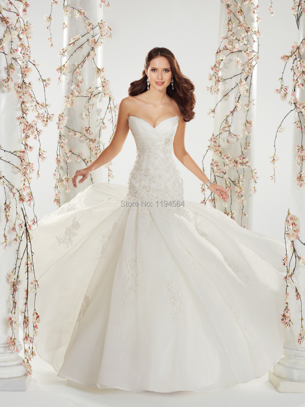Buy Vintage 2014 A Line Wedding Dresses