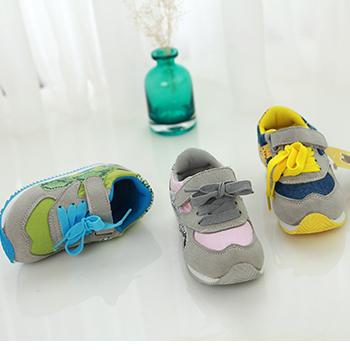 Дети кроссовки дешевые дети девочки спортивная обувь марка мода мальчики дети работает спортивная обувь размер 7 - 13
