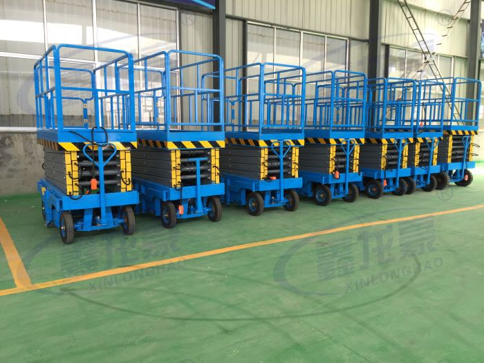 Hot sale Self-Propelled Hydraulic Electric Scissor Lift Table For Sale(China (Mainland))