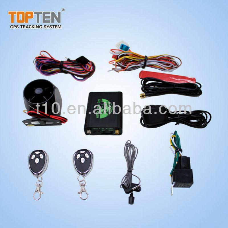 GPS car alarm, car alarm system(China (Mainland))