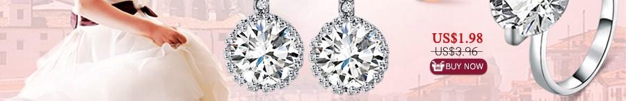 Loway мода большой 10 карат кубический циркон белый Anillos обручальное кольцо JZ5893