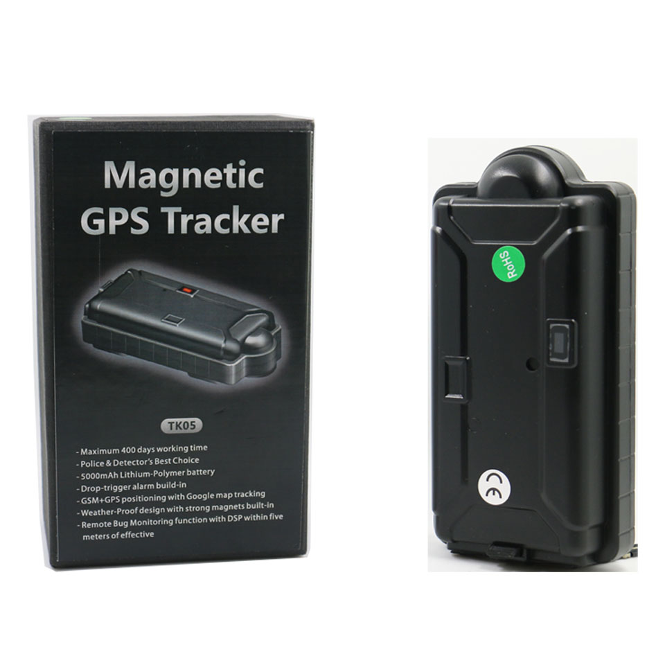 FREE shipping!Waterproof magnet 5000mAh big battery localizzatore gps for assets,vehicles,or human.New added dismount alert!<br><br>Aliexpress