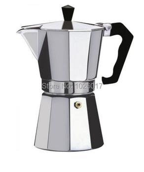 Новый плитой 350 мл ( 6 чашки (чашек) ) континентальный кофе машина кофеварка