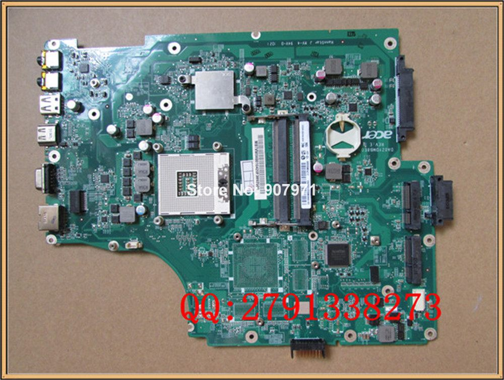 For Acer 7745 MBTVW06001 DA0ZYDMB8E0 Laptop Motherboard Fully Tested To Work Well<br><br>Aliexpress