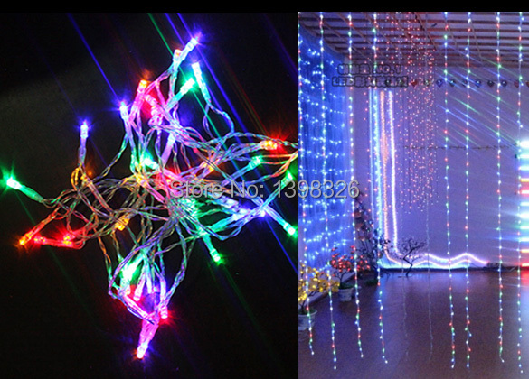 Colorful String Lights : Colorful Led String Light 4M 30 Leds Wedding Partying Xmas Christmas Tree Decoration Lights, Led ...