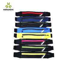 Mangrove Sweat Unisex Running Waist Bag Sport Packs for Music With Headset Hole-Fits MobilePhone Fit for Multi Colors for Choose