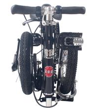 Actualizar portátil super mini 12 pulgadas bicicleta plegable bicicleta con una sola pieza alumium aleación ruedas(China (Mainland))
