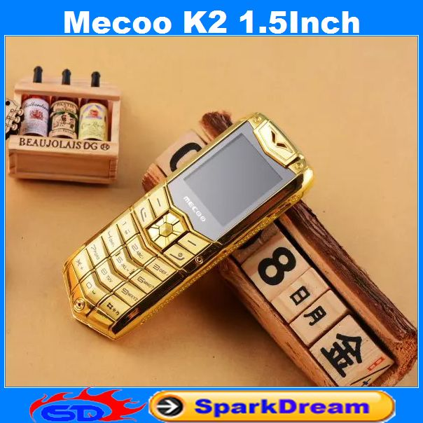 Mecoo K2 Mobile Phone With Dual SIM Card Cartoon Sports Car 1.5 Inch Luxury Mini Phone (Can Add Russian Keyboard)(China (Mainland))