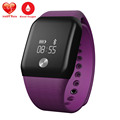 A88 Watch Blood Oxygen Bracelet Bluetooth Heart Rate Sleep Monitor Pedometer SMS Call Reminder for IOS