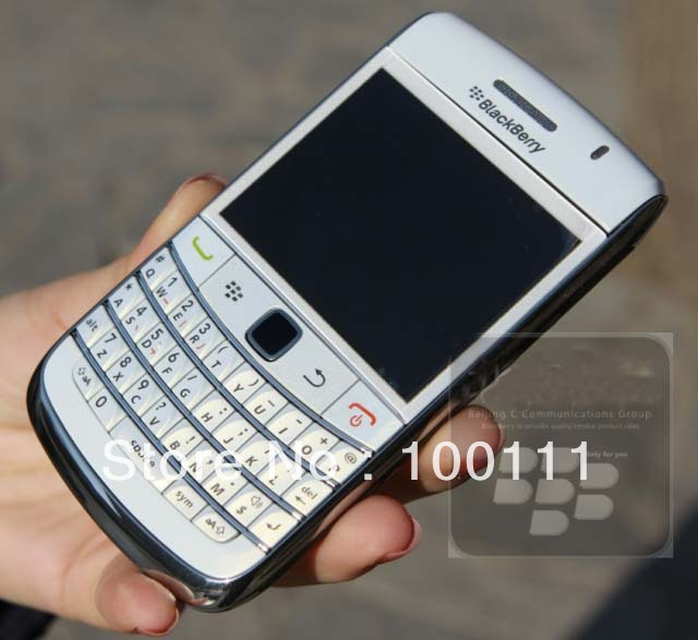 Unlocked Blackberry Bold 9700 qwerty keyboard Mobile Phones & FREE SHIPPING(Hong Kong)