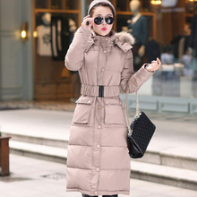 Womens Super Warm Camo Padded Outerwear with Faux Fur Hood Ladies Winter Warm Camouflage Down Jacket