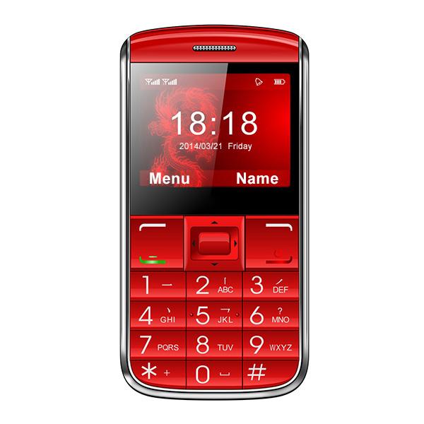 No box Concox JI08 Elderly GPS Cell Phone with Google Map,Senior Phone GPS+LBS Real Time Positioning FM Radio JI08(China (Mainland))