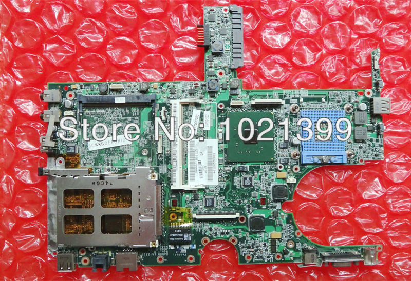 383515-001 Free Shipping Laptop motherboard for hp COMPAQ NC4200 383515-001 Intel Non-Integrated PM fully tested 60 day warranty(China (Mainland))
