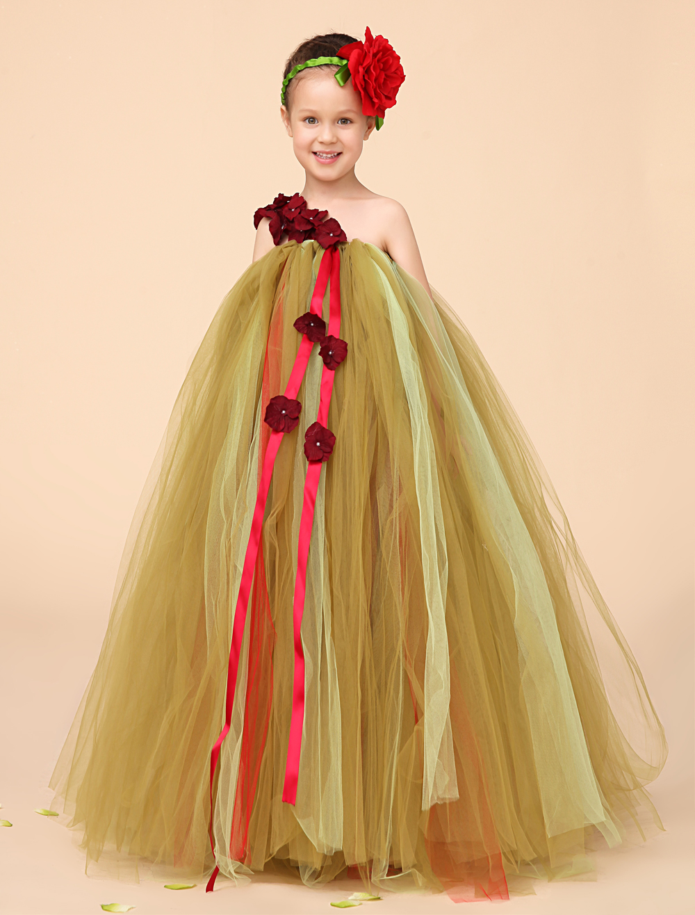 Little Girl Dresses Formal Ball Fashion Dresses